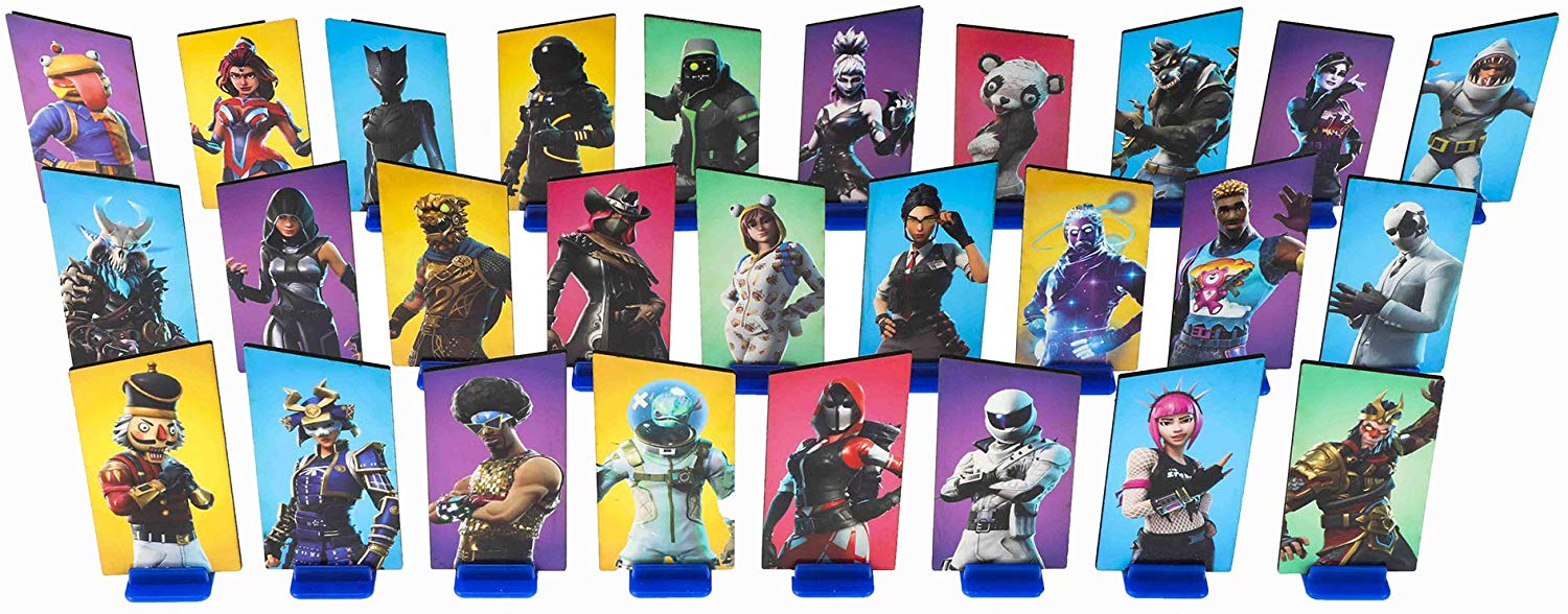 Pions du Monopoly Fortnite nouvelle version (version 2)
