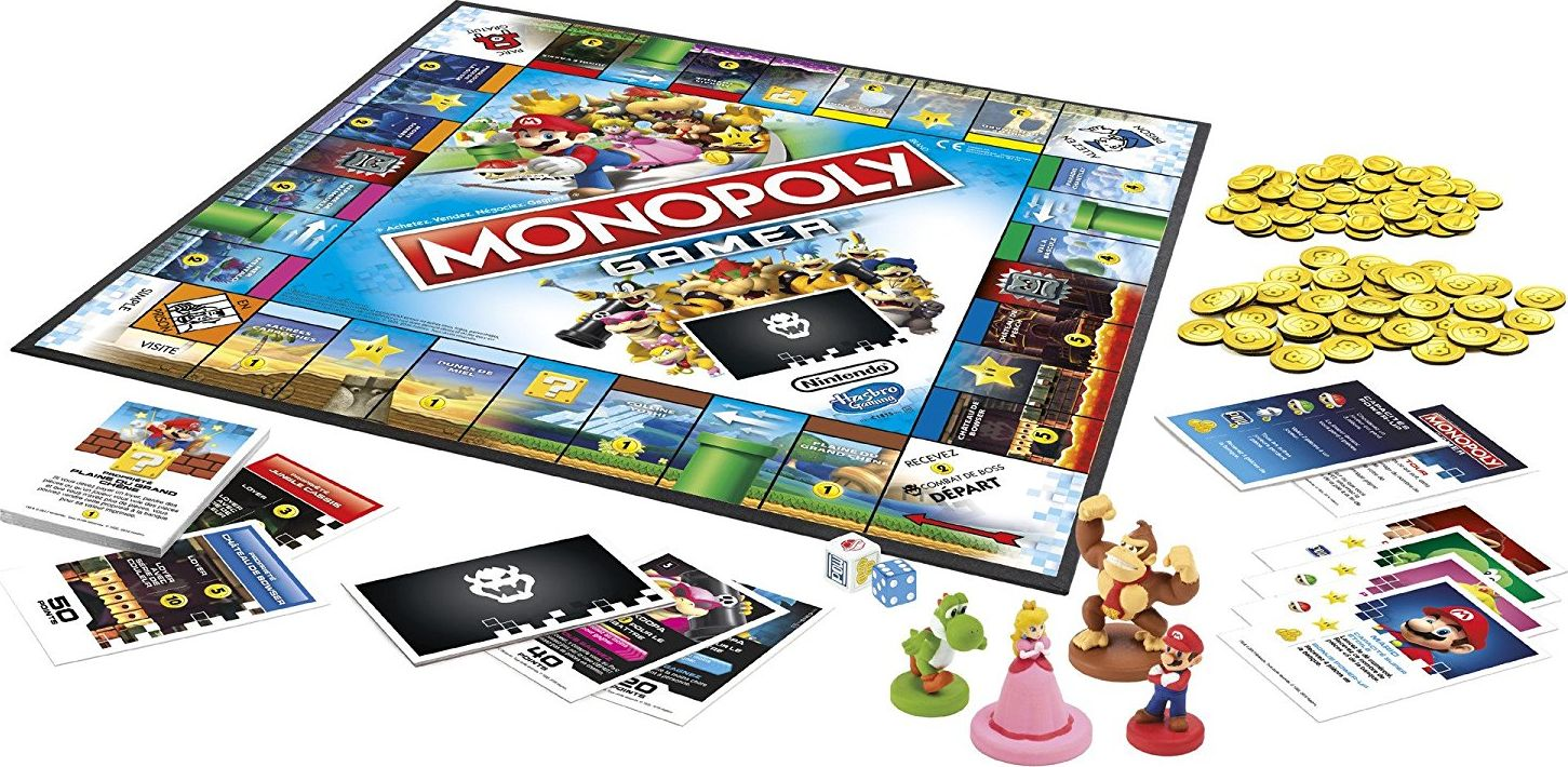 monopoly gamer. Black Bedroom Furniture Sets. Home Design Ideas