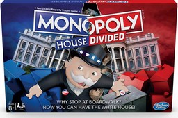 Boite du Monopoly House Divided