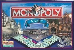 Boite du Monopoly Nancy (version 1)