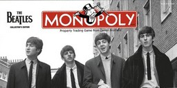 Boite du Monopoly The Beatles (version 1)