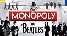 Boite du Monopoly The Beatles (version 2)