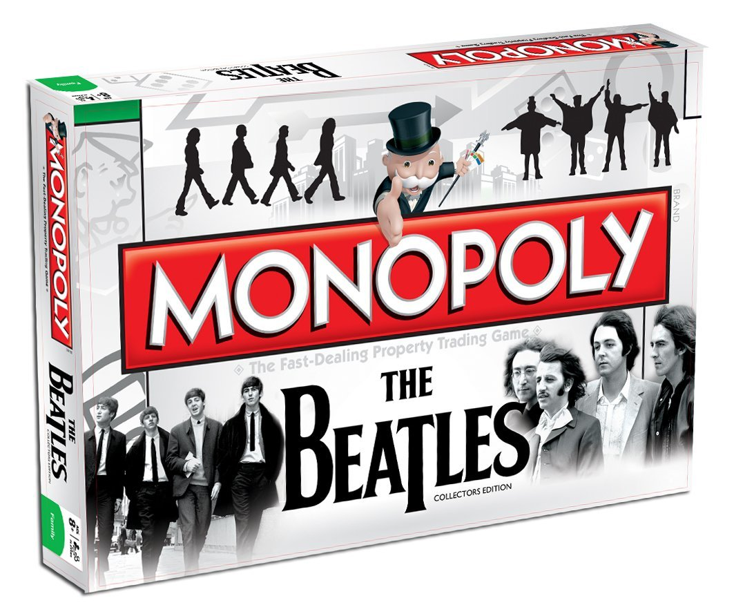 Boite du Monopoly The Beatles (version 3)
