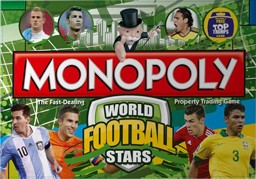 Boite du Monopoly World Football Stars