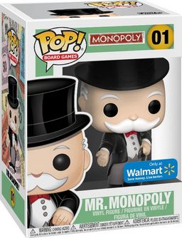 Figurine Pop Monopoly