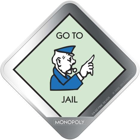 go to Jail Monopoly Board go to Jail Monopoly pi Ces en