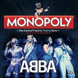 Boite du Monopoly ABBA