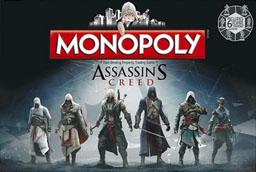 Boite du Monopoly Assassin