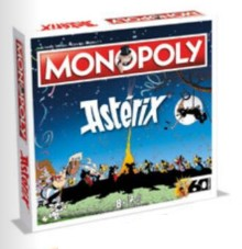 Boite du Monopoly Asterix
