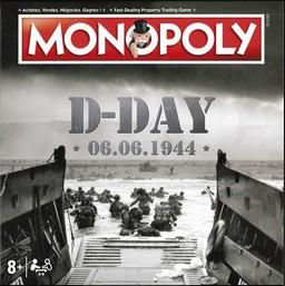 Boite du Monopoly D-DAY * 06.06.1944*