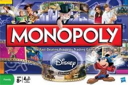 Boite du Monopoly Disney