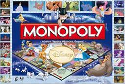 Boite du Monopoly Disney Classique (version 2015)