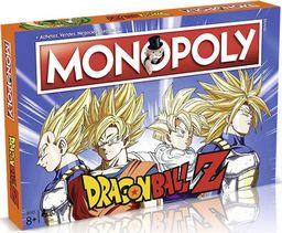 Boite du Monopoly Dragon Ball Z