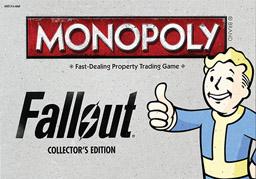 Boite du Monopoly Fallout (version française)