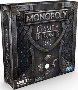 Boite du Monopoly Game of Thrones - version 2