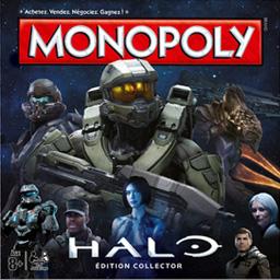 Boite du Monopoly Halo