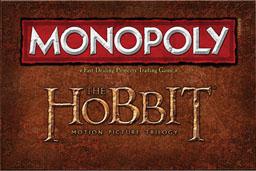 Boite du Monopoly Le Hobbit - La trilogie