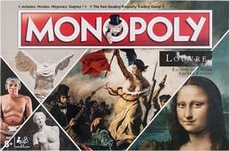 Boite du Monopoly Louvre