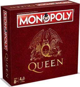 Boite du Monopoly Queen