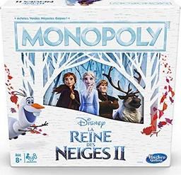 Boite du Monopoly Reine des neiges II