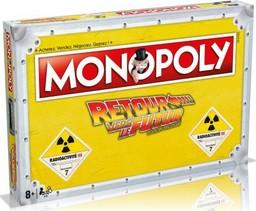 Boite du Monopoly Retour Vers Le Futur