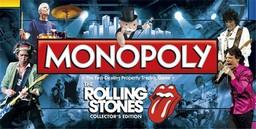 Boite du Monopoly Rolling Stones