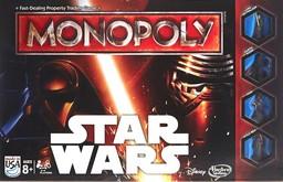 Boite du Monopoly Star Wars 7 - Le Réveil de la Force