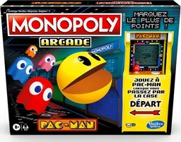 Boite du Monopoly Arcade Pac-Man