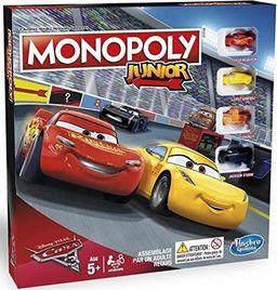 Boite du Monopoly Cars 3