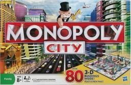 Boite du Monopoly City