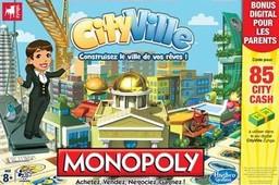 Boite du Monopoly Cityville