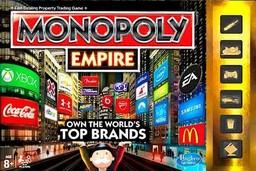 Boite du Monopoly Empire