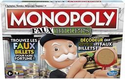 Boite du Monopoly Faux billets