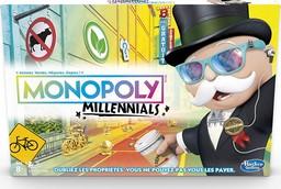 Boite du Monopoly Millennials