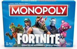Boite du Monopoly Fortnite
