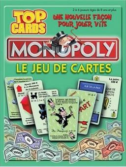 Boite du Monopoly Le Jeu de Cartes