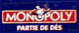 Boite du Monopoly Partie de dés
