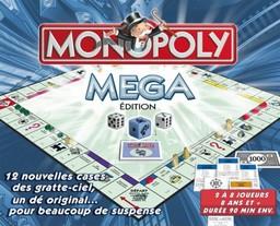 Boite du Monopoly Méga