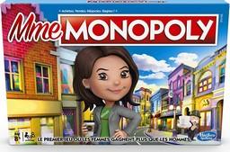 Boite du Monopoly Mme Monopoly