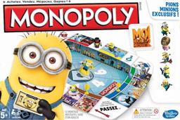 Boite du Monopoly Moi Moche et Méchant 2