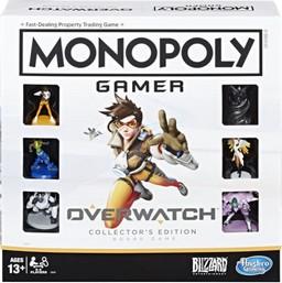 Boite du Monopoly Overwatch