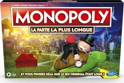Boite du Monopoly La Partie la plus longue