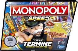 Boite du Monopoly Speed