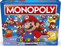 Boite du Monopoly Super Mario Celebration