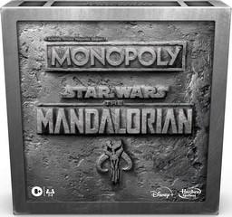 Boite du Monopoly Star Wars : The Mandalorian