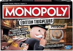 Boite du Monopoly édition tricheurs