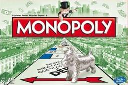 Boite du Monopoly Classique - version 2014-2016