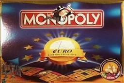 Boite du Monopoly €uro