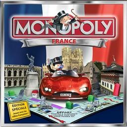 Boite du Monopoly France