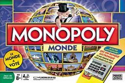 Boite du Monopoly Monde